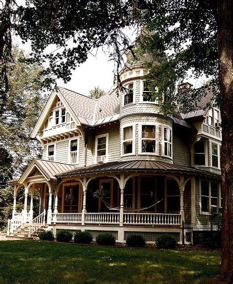 Queen Anne Victorian Homes | queen anne victorian home dreams pinterest