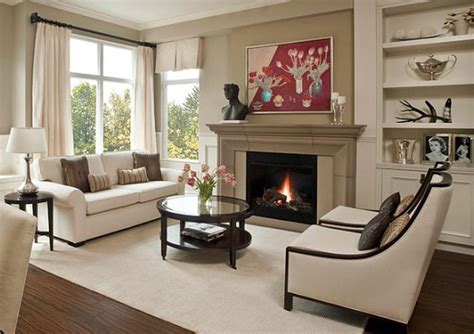 small living room decorating ideas with fireplace 4152