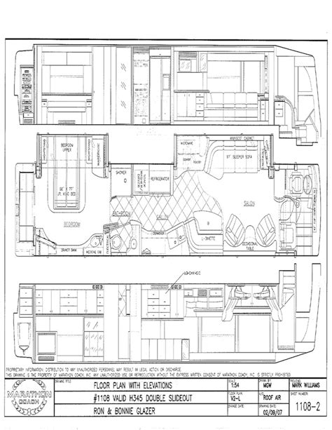 prevost rv floor plans 100 prevost rv floor plans foretravel realm fs6