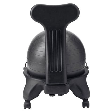gaiam balance chair gaiam balance chair black new ebay
