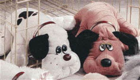 pound puppies 1980s popular vintage 1980s toys including photos descriptions and prices