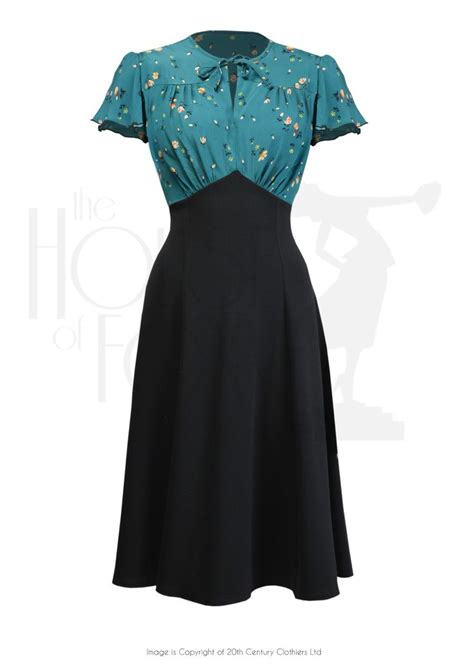 clothes for swing dancing the 25 best 1940s tea dress ideas on pinterest pattern