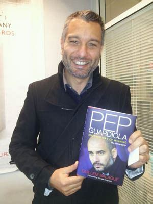 pep guardiola another way interview guillem balague on pep guardiola the national student