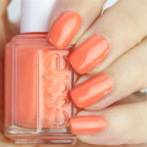 Essie Of The essie summer 2017 collection nail that accent