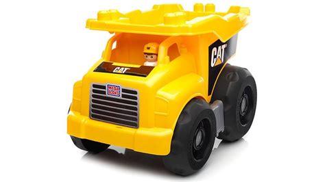 mega dump truck cat cat 174 dump truck mega bloks