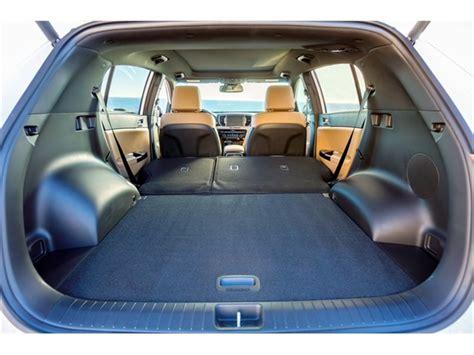 Are Kias Reliable 2017 Kia Sportage Interior U S News World Report