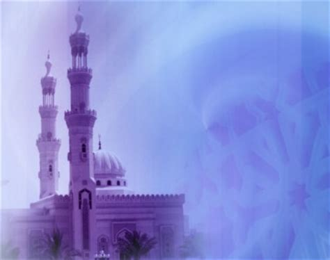 Mosque Islamic Backgrounds For Powerpoint Templates Islamic Powerpoint Templates