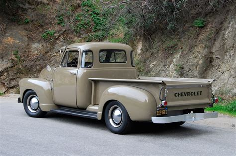 Cheap Upholstery For Cars Eric Gonsalves 1951 Chevrolet 3100 Was Built Quick And