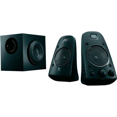 Speaker Komputer Logitech 2 1 pc speaker corded logitech z623 200 w from conrad electronic uk