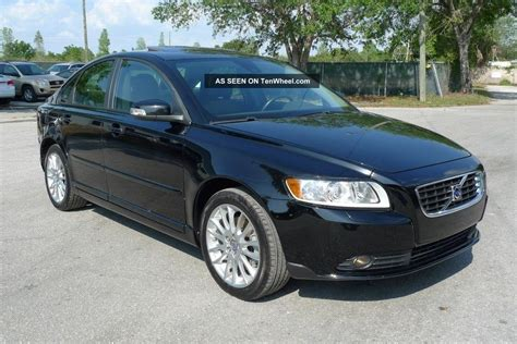 how make cars 2009 volvo s40 auto manual 2009 volvo s40 2 4l abs cruise