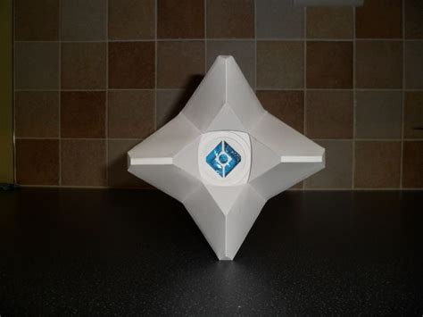 Ghost Papercraft - destiny ghost papercraft