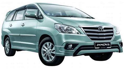 Rak Atas Mobil Kijang Innova 4 mobil matic di indonesia dengan rasio lima percepatan lebih