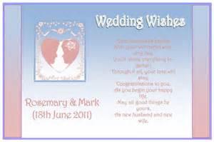 wedding wishes poem 25 sweet wedding poems