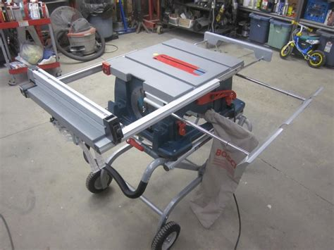 bosch table saw review need help figuring out what bosch table saw accessories