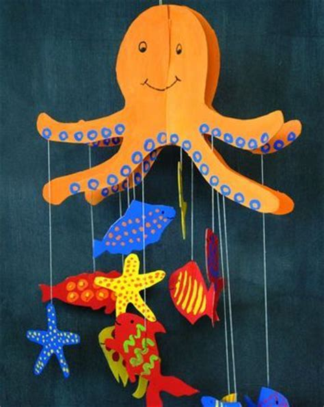 Octopus Papercraft - 532 best images about bricolages animaux on