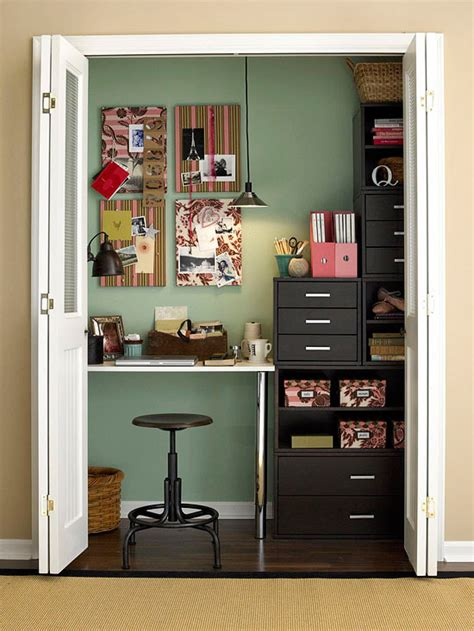 5 Ways To Utilize The Unused Linen Closet Home Office Closet Ideas