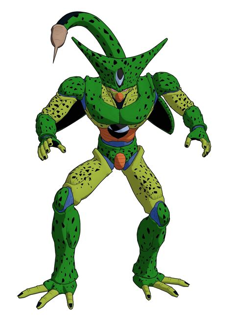 dbz cell imperfect more dbz pics http www cell imperfect by isacmodesto on deviantart