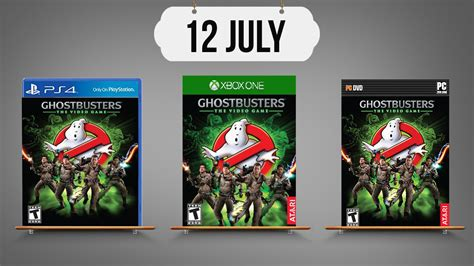 Ghostbusters Ps4 activision releases new xbox one ps4 and pc ghostbusters