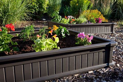 2 Lifetime Raised Garden Bed Kit Vegetables Flowers Fruit Vegetable Garden Kits For Sale