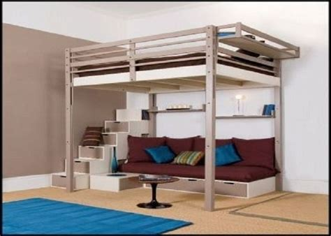 queen size loft bed with desk queen size loft bed with desk plans kids beautiful rooms