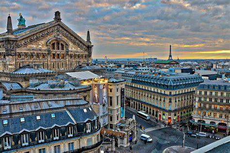terrasse lafayette terrasse galerie lafayette paris mars 2016 bouilleur de