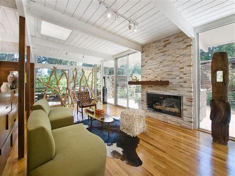 mid century modern home interiors beautiful mid century ranch in denver colorado mid