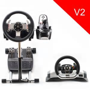 Logitech Steering Wheel And Pedals For Xbox 360 Wheel Stand Pro For Logitech G25 G27 G29 G920 Racing Wheel