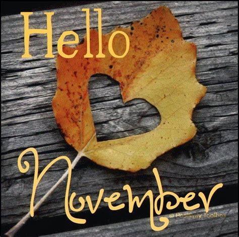 imagenes de welcome november bairbre aine welcome november