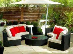 outdoor furniture for a garden landscaping gardening ideas