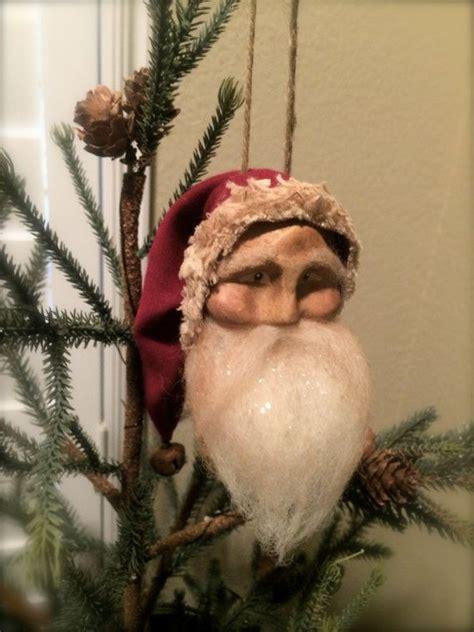 Handmade Santas - 1000 images about primitive santas on