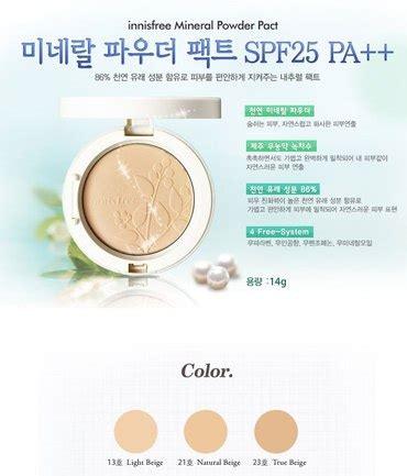 Premium Gold Mineral Pact innisfree powder sherwinmybestfriend