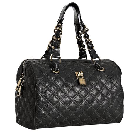 Marc Quilted Chain Bag by Marc Black Quilted Leather Westside Chain Bag In