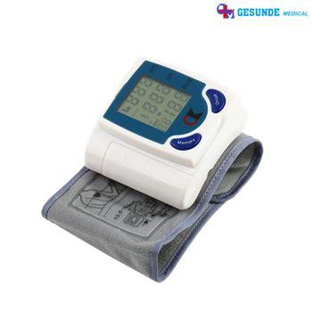 Tensimeter Digital Pergelangan Tangan tensimeter digital pergelangan tangan gm alaj604 toko