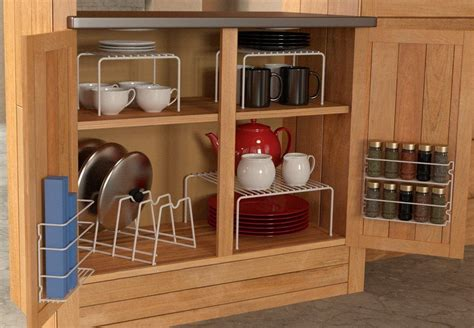 kitchen shelf organizer ideas small kitchen storage ideas thelakehouseva