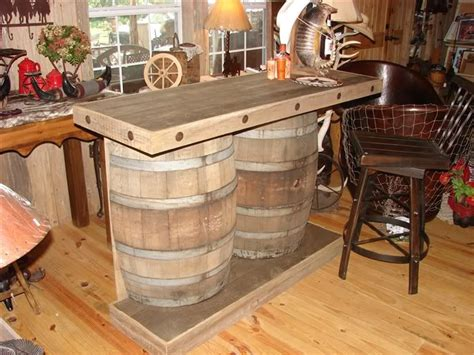 wine barrel bar table 75 best images about wine barrel ideas on