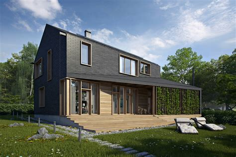 home design visualization software dwelling house 200 sq m on behance
