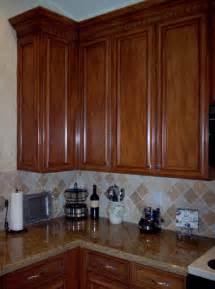 How To Finish Wood Cabinets Faux Finishes Hand Painted Custom Stone Wood And
