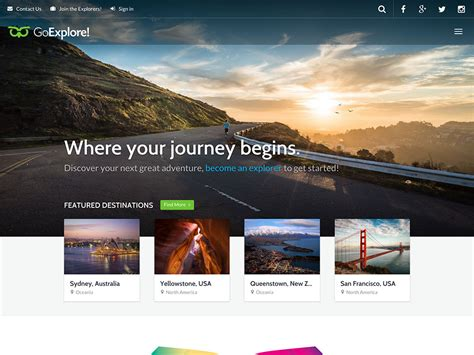best travel agency 45 best travel themes for blogs agencies and