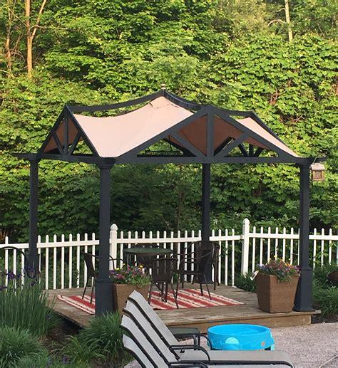 garden treasures pergola replacement canopy 100 garden treasures canopy replacement replacement