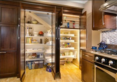 Kitchen With Pantry Design 26 Awesome Kitchen Pantry Ideas Creativefan