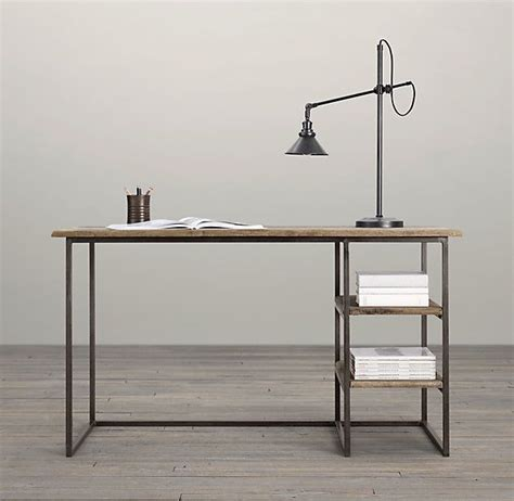 68 Best Images About Restoration Hardware On Pinterest Computer Desk Hardware