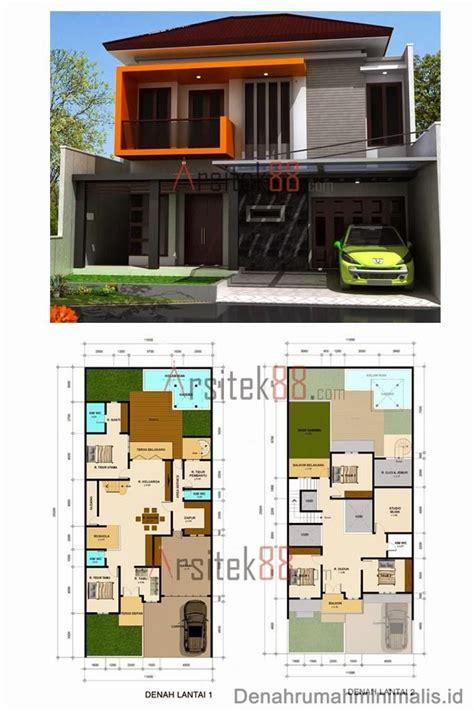 image result  desain rumah minimalis  lantai wedding   house design house plans
