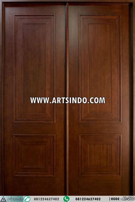 Pintu Kayu Multiplek pintu rumah minimalis terbaru ai 210 arts indo furniture jepara arts indo furniture jepara