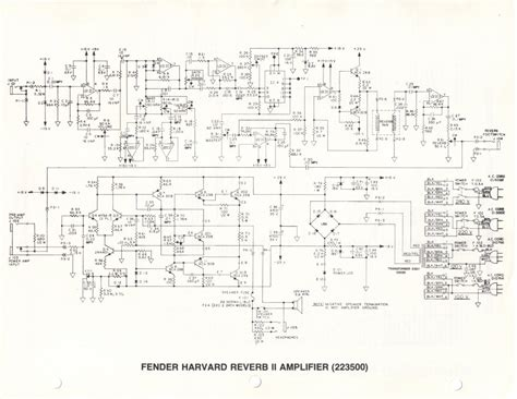stage center reverb schematic solid state amp wiring diagram get free image about