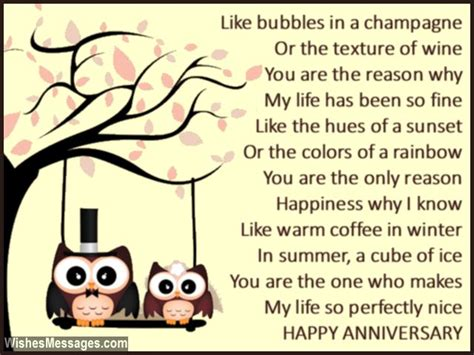 Wedding Anniversary Limericks by Anniversary Quotes For Image Quotes At