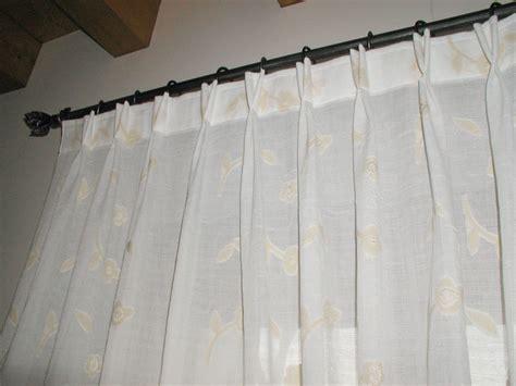 tipi di arricciatura tende tende confezionate terranuovese tende