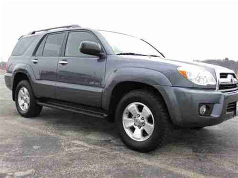 Toyota Used Certified Warranty Find Used 2008 Toyota 4runner Sr5 4wd Low And Toyota