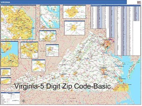 virginia zip code map virginia zip code map from onlyglobes