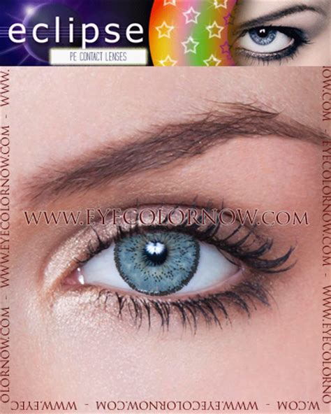 Light Blue Contacts by Image Gallery Light Blue Contacts