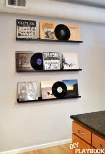 s record wall diy playbook